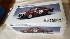 1/18 Lancia Fulvia HF Monte Carlo Rally Autoart Model car