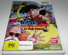 Dragon Ball Z Revenge of King Piccolo Nintendo Wii PAL *Complete* Wii U