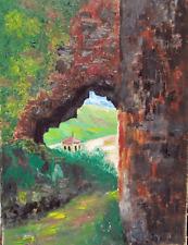 """Millet, """"La petite chapelle dans le vallon"""""""
