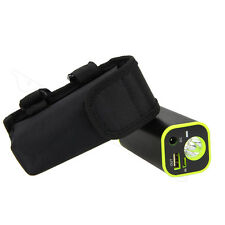 NEU 4x 18650 Battery Batterie Akku Pack Box Schutz LED Power Bank USB Ladegerät
