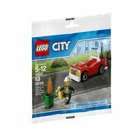 LEGO® CITY - 30347 Feuerwehrauto  - POLYBAG  NEU / OVP