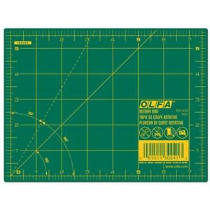 "OLFA Gridded Cutting Mat 6""x8"""