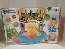 Learning Resources Beaker Creatures Liquid Reactor Super Lab Science Activity S