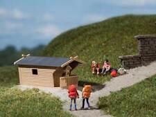 Auhagen 42642 échelle H0 / TT, Cabanes en bois #neuf emballage d'origine#