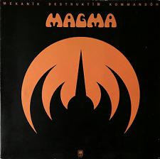 MAGMA - MEKANIK DESTRUKTIW KOMMANDOH (LP) (VG-/VG-)