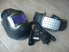3M Speedglas 9100XXMP Welding Helmet FlexView s/Windows Adflo Hornell Speedglass
