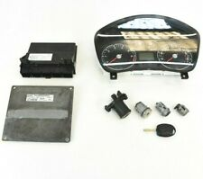 Ford Fiesta MK6 2005-2008 Facelift 1.25 Duratec ECU & Lock Set - 6S61-12A650-FH