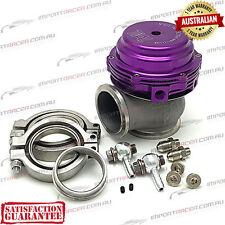 44MM V BAND WASTEGATE PURPLE 14PSI TiAL REP MVR Water/Air Cooled 1 Year Warranty
