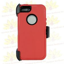 For Apple iPhone 5 / 5S / SE Case Cover w/(Belt Clip Fits Otterbox Defender)