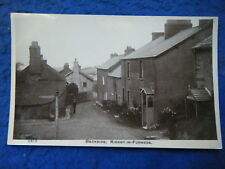KIRKBY-IN-FURNESS: BECKSIDE - RARE SANKEY REAL PHOTO POSTCARD!