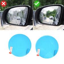 1 Pair Auto Car Rearview Mirror Waterproof Anti-fog Anti-glare Film Sticker PET