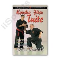 Okinawan Kyushu Jitsu Tuite DVD #1 Pantazi kyusho joint submission locks New!