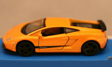 Modellauto/Maisto/Power Racer/Pullback / Lamborghini / orange /3+ / OVP