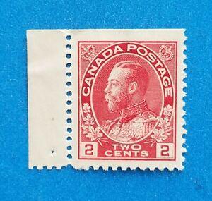 Canada stamp Scott #106 MNH very well centered good original gum. Wide margins.
