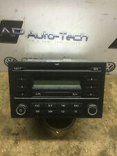 Head Unit CD Player 6Q0 035 152 E  - 2008 VW POLO 9N 1.2 LA7W REFLEX SILVER