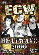 ECW Heatwave 2000 PPV WWE WWF WCW TNA AEW HEYMAN DREAMER SANDMAN VAN DAM SABU DX