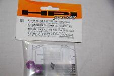 HPI RACING Hexagone roue MT Violet 12mm - 86316