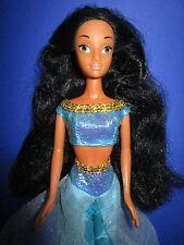 B640-Vieux Vintage Disney Barbie Jasmin Simba Toys dans deux pièces d'origine