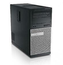 DELL OPTIPLEX 7010 i5 3470 @ 3.20 GHZ 500 GB HDD 4GB RAM WINDOW 10 PRO