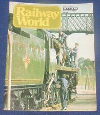 RAILWAY WORLD DECEMBER 1978 - DIESEL LOCOMOTIVES ON TOUR