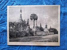 Pagoda Birmana