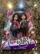 Bratz Phoebe and Roxxi 10th Anniversay Dolls Twiins Twins Twinz Nrfb