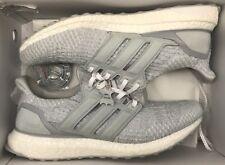 Adidas Ultra Boost 3.0 Reigning Champ Grey Blue White BW1116 Sz 10