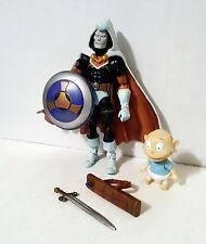 Marvel Legends Task Master Legendary Rider Series Cape Shield Sword
