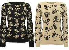 Cotton Long Sleeve Regular Jumpers & Cardigans for Women
