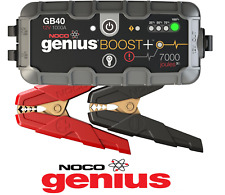 NOCO GB40 Car Jump Starter - Genius Boost Plus - Tracked Courier