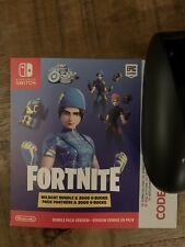 Fortnite Wildcat Bundle & 2000 V-bucks Code Card Only
