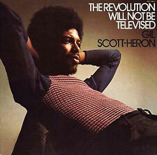 GIL SCOTT-HERON Revolution Will Not Be Televised BMG RECORDS Sealed 180 Gram LP