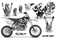 Dirt Bike Decal Graphics Kit Sticker Wrap For KTM SX65 SX 65 2002-2008 NORTHSTAR