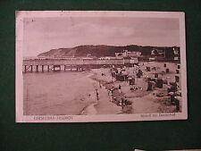 strand mit damen-bad ostseebad misdroy 1923