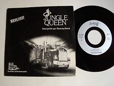 "SAMMY DUCK: Jungle queen / Playing with dynamite 7"" French funk SMR 29003 truck"