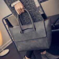 Women Leather Messenger Handbag Shoulder Bag Lady Tote 3 Colors Hot Sale Fashion