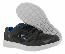 Fila NRG Kids Running Leather, Mesh Athletic Sneakers Shoes 3SR20586-057