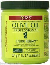Ors aceite de oliva Profesional Crema Alisadora fuerza adicional de 531g