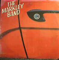 The Markley Band Self-Titled Vinyl LP Record Album -- SEALED!!