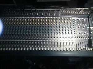 Behringer Eurodesk MX3282A with PSU. Excellent condition