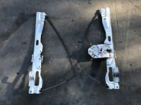 09 10 11 12 13 14 Ford F150 Extra Cab Right Front Window Regulator Manual OEM