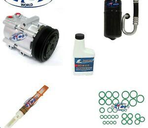 A/C Compressor Kit Fits Ford Escape Mercury Mariner Mazda Tribute OEM FS10 57145