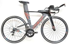 2016 Felt IA 3 2x 11s Carbon Triathlon Bike 54cm Shimano Dura Ace SRAM Red Adamo