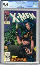 X-Men  #267  CGC   9.4   NM   White pgs. 9/90  Early Gambit App. If it might loo