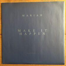 "Mariah Carey - Make It Happen  12"" Remix Vinyl"