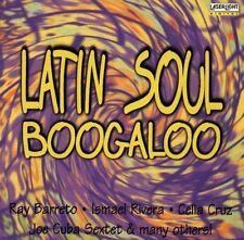 Latin soul-BA ray Barreto Ismaïl rivera Celia Cruz Joe Cuba Eddie palmieri