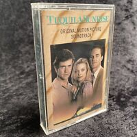 Tequila Sunrise Original Motion Picture Soundtrack Cassette Tape Capitol 1988