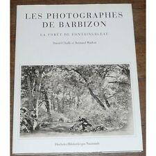 Les Photographes de Barbizon - La forêt de Fontainebleau