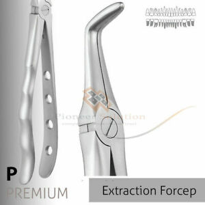 Gdc Extraction Forcep Lower Roots Secure SFX845.00 By Authorised Seller