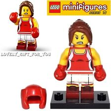 LEGO Minifigures Series 16 | 71013 Collectible Opened pack No: 8 Kickboxer